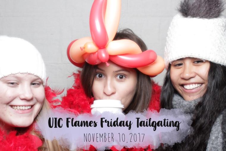 UICFlamesFridayTailgating.2017-11-10